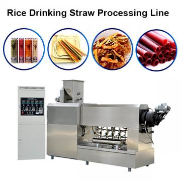 eco friendly straw drinking extruder / making machine / machine