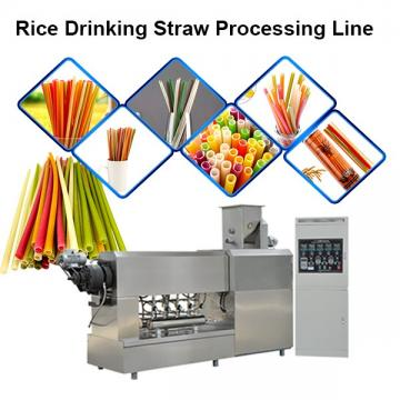 China Biodegradable Paper Straws Making Machine multi cutters full automatic small paper tubes colorful
