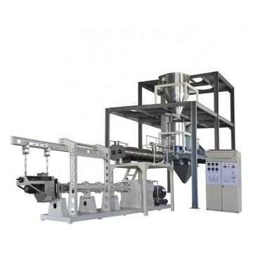 Free Spares 20 Years of Experience Stainless Steel Twin Screw Extruder Automatic Equipment For Dog Food