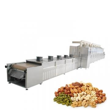 Industry food fruit drying and sterilizing microwave oven