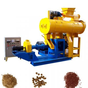 automatic electric dryer for floating fish food equipment machine