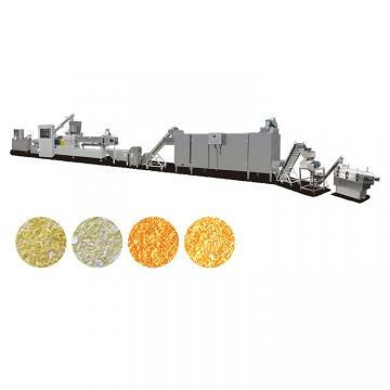 Mini Bread Pita Crumb Production Line Gas Conveyor Pizza Oven