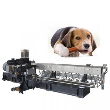Sportmix Dog Food Pet Cat Fodder Corn Soybean Extruder Machine Price