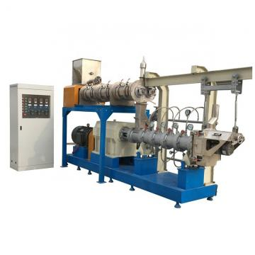 Dry and Wet Cat food extruder machine for pet feeding