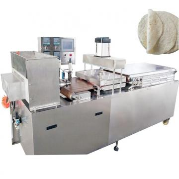 Tortilla bread wraps making machine