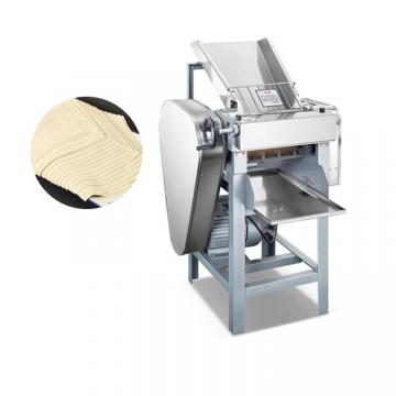 Dumpling Wonton Spring Roll Skin Maker Crepe Tortilla Chapati Roti Machine on sale