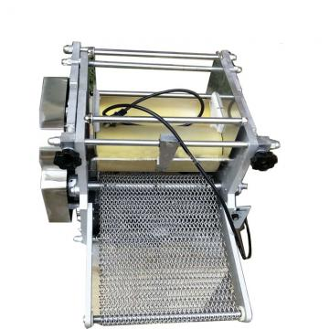 Round square pancake making machine chapati /tortilla roti maker