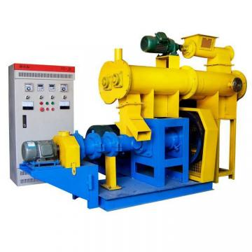 low price animal feed pellet machine for floating fish feed