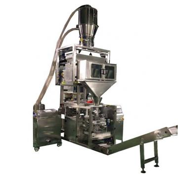 Automatic plastic packing film bag food packaging machine